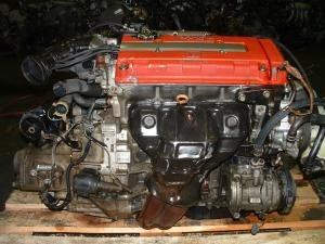 JDM ACURA INTEGRA TYPE R B18C DOHC VTEC ENGINE 5 SPEED LSD TRANSMISSION