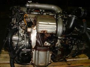 JDM TOYOTA MR2 3SGTE TURBO ENGINE AND 5 SPEED TRANSMISSION