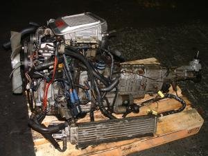 JDM MAZADA RX7 FC3S 13BT TURBO ENGINE