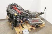 Subaru JDM Subaru Impreza STI V7 EJ207 Engine and Transmission Zero Sport Turbo
